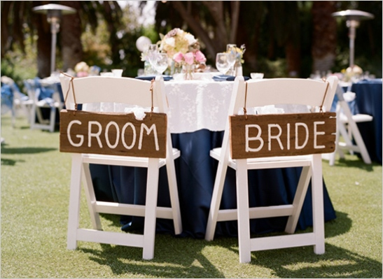 brideandgroomsigns