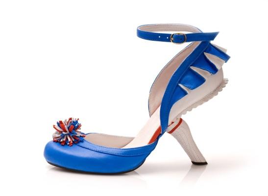 KobiLevi Cheerleader blue 1