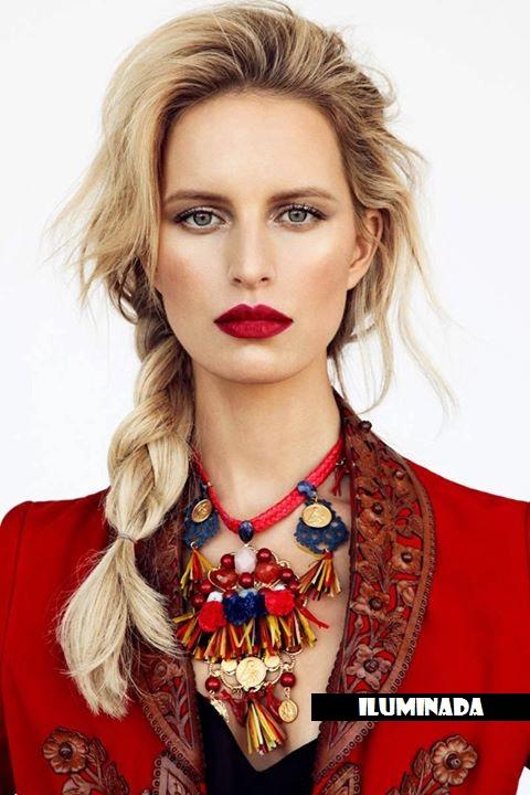 maquiagem-com-batom-vermelho-inspiraçoes-blog-assim-como-vcs