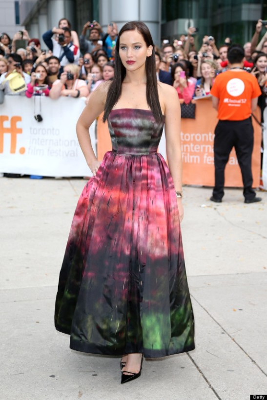 """Silver Linings Playbook"" Premiere - Arrivals - 2012 Toronto International Film Festival"