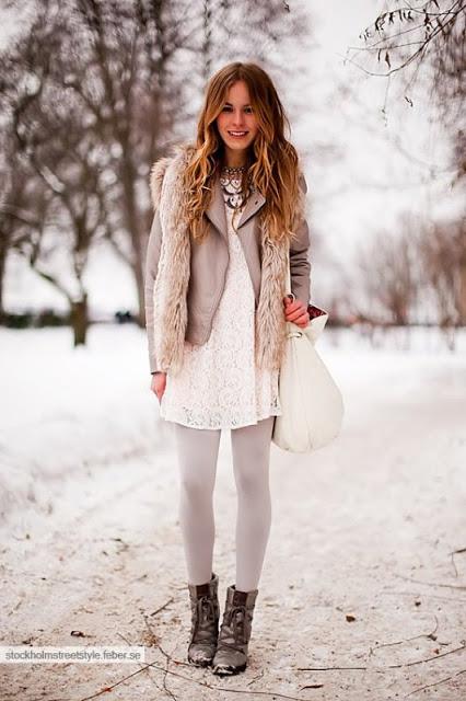 Baoniha + legging branca